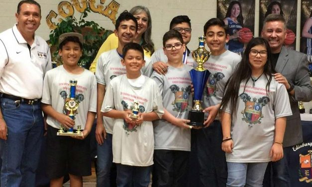 1,300 Students in South Texas Scholastics
