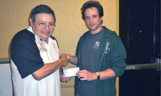 GM Leonid Kritz wins 80th Annual Southwest Open