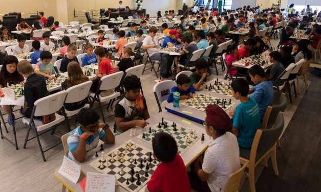 Thirty Eight Teams Compete in State Junior Teams Championships