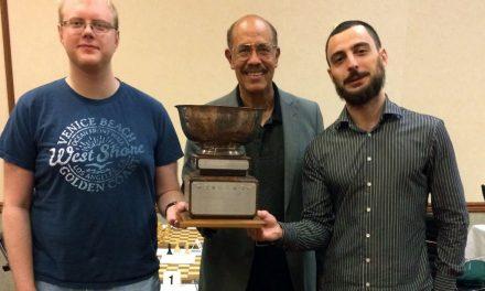 IM Drozdowski, IM Javakhadze Share State Championship
