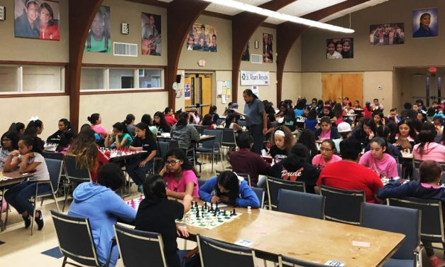 Texas Girls Championship Includes 135 Players