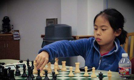 Rachel Li, America's Youngest Female Master Ever