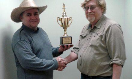 IM Paz Wins Texas Senior Championship