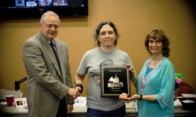 Nicole Niemi Wins 2019 Texas Women's Chess Championship