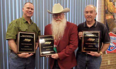 Hollingsworth, Fricks, and Farrar Win Military Championships