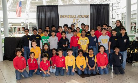 Universal Academy is an Official TCA Chess Club