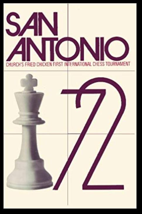 San Antonio 1972 Book Cover