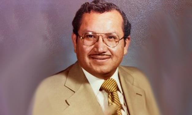 Roy Mendoza Sr. 9-26-38 TO 3-5-20
