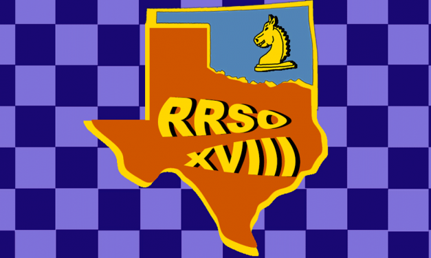 Texas Comes in Second in RRSO XVIIISS