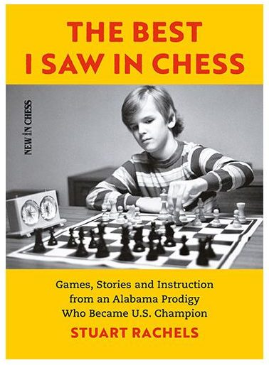 The Best I Saw in Chess book cover