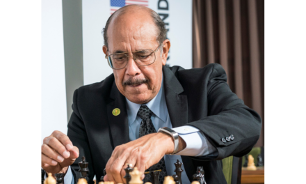 Message from the Texas Chess Association President