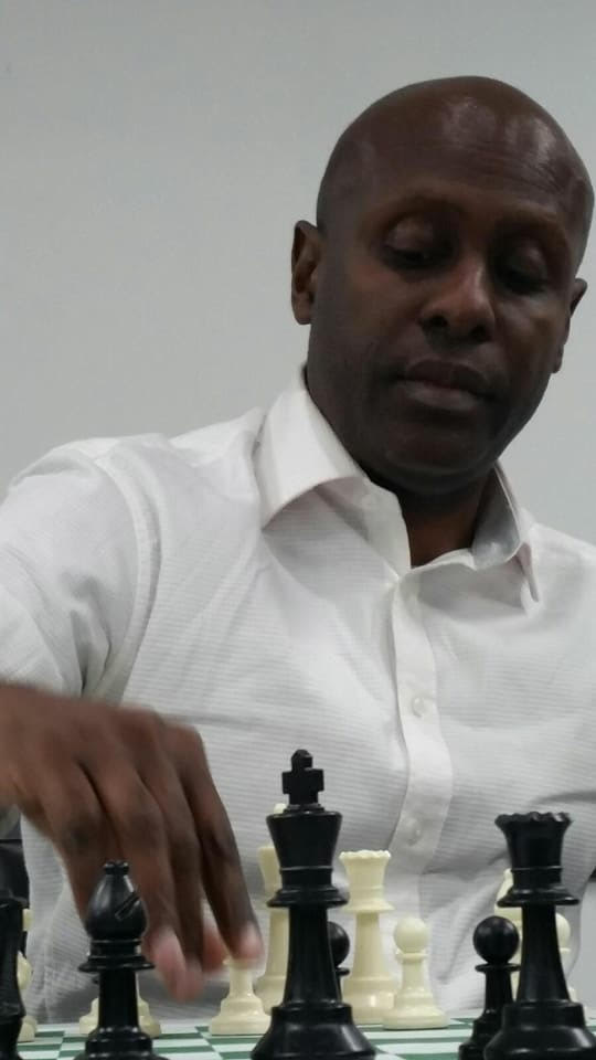 National Master Jerald Times is the 2021 Chess Educator of the Year.
