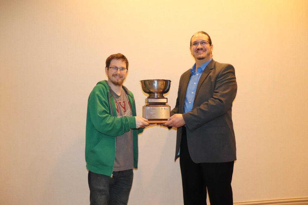 157 players battled in the 76th Annual Texas State and Amateur Chess Championships in Fort Worth, Texas. Photo by Arlington Chess Club's Jim Clarke.